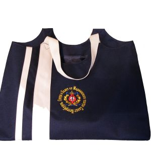 Mariinsky Embroidered Canvas Tote Bag