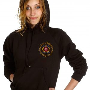 Mariinsky Embroidered Deluxe Hooded Sweatshirt