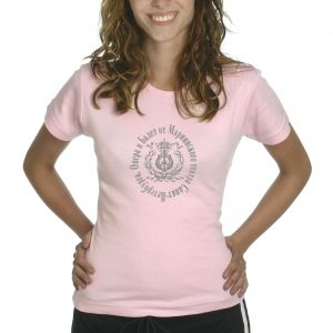 Mariinsky Pink Fitted T-Shirt