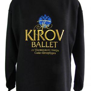Kirov Logo Emboidered Sweatshirt