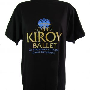 Kirov Ballet Logo t-shirt
